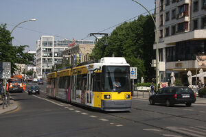 Friedrichstraße GT6N