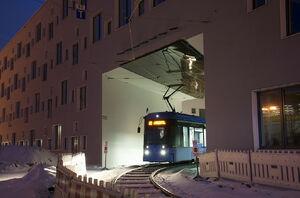Hochschule München lijn22 S