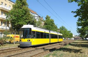 Masurenstraße lijnM1 GT6N