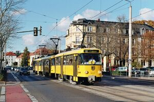 Hubertusplatz LijnE3 T4D
