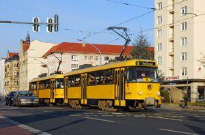 Nürnberger Platz lijn8 T4D