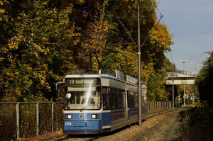Senftenauer Straße lijn18 R22