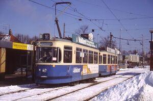 Ratzingerplatz lijn16 M5