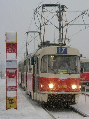 Černý Kůň lijn17 T3