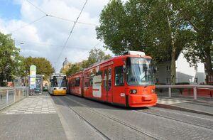 Am Gautor lijn51 GT6M