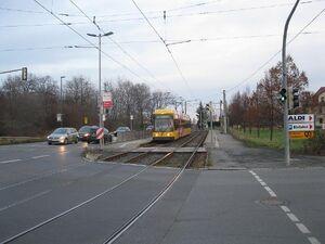 Johannisbergstraße lijn4 NGT6DD