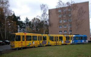 Trafowerk lijn8 N8S-Nf