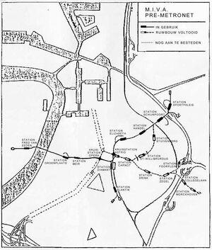 M.I.V.A pre-metronet