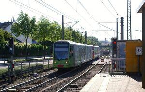 Bonn West lijn63 K5000