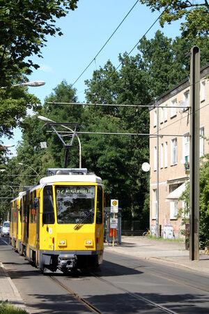 Müggelbergallee lijn62 T6A2M