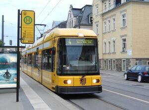 Rankestraße lijn4 NGT6DD