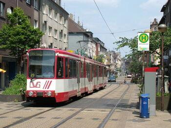 Wilfriedstraße lijn901 GT10NCDU