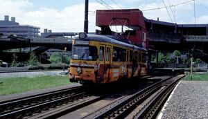Ruhr-Universität lijn306 GT6