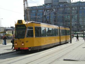 Stationsplein 732 als lijn 1