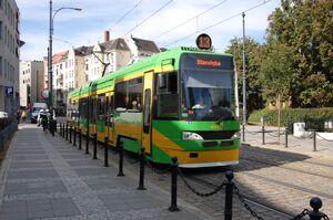 Wrocławska lijn13 RT6N1