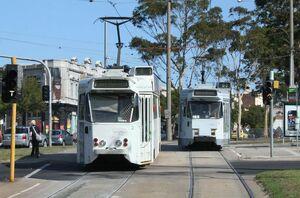 St Kilda Junction lijn3 Zclass