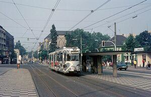 Buer Rathaus lijn210 GT6