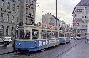 Hauptbahnhof lijn2 M5