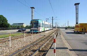 Theresienkrankenhaus lijn2 MGT