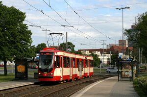 Brama Oliwska lijn12 N8C