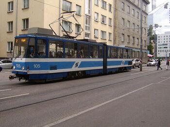 KT4SU Tallinn lijn2