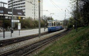 Neurieder Straße lijn16 M5 2