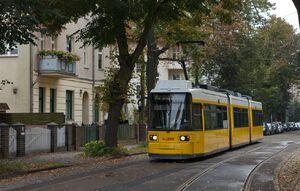 Schillerstraße lijnM1 GT6N