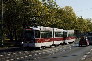 Ackerstraße lijn1E