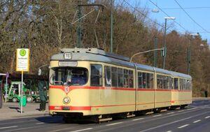 Großmarkt lijn707 GT8