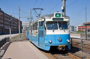 Krokslätt lijn4 M29