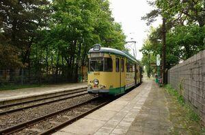 Waldstraße lijn88 GT6