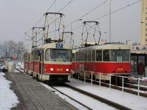 Belárie lijn17 T3
