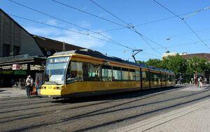 Karlsruhe Hbf lijn3