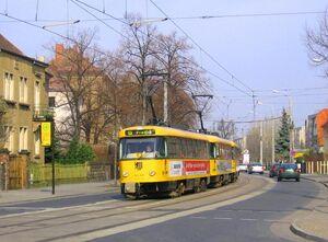 Lohrmannstraße lijn13 T4D