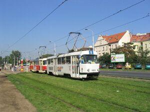 Milady Horákové lijn8 T3