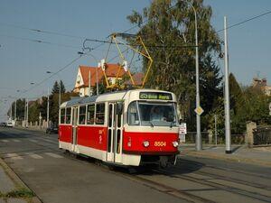 Líbeznická lijn25 T3RP