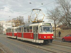 Tusarova lijn1 T3RP