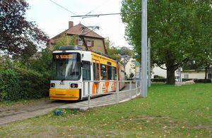 Am Schinnergraben lijn52 GT6M