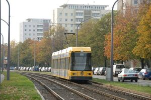 Alfred-Althus-Straße lijn12 NGT6DD