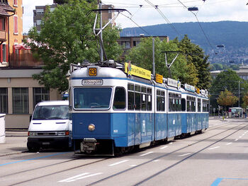 Zurich Mirage