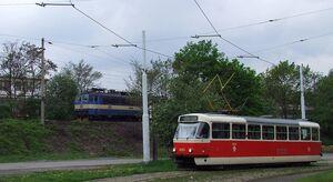 Radošovická T3R.P