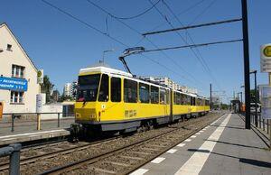 Hansastraße lijnM4 KT4D