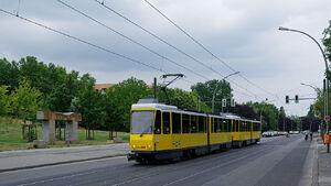 Judith-Auer-Straße lijnM5 KT4D