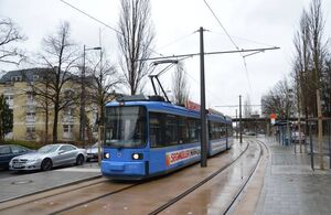 Arabellastraße lijn16 R22
