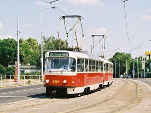 Červený Vrch lijn20 T3RP