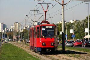 Beogradske Elektrane lijn9 KT4YU
