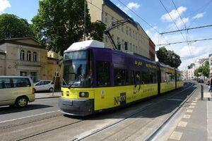 Falkenberger Straße lijn12 GT6N