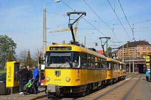 Liststraße lijn13 T4D
