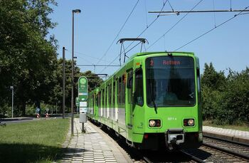 Rethen Steinfeld lijn2 TW6000