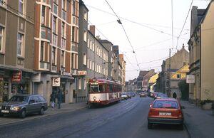 Vietingstraße lijn302 GT6